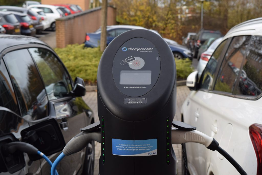 Chargemaster wins contract for Nottingham Go Ultra Low City infrastructure
