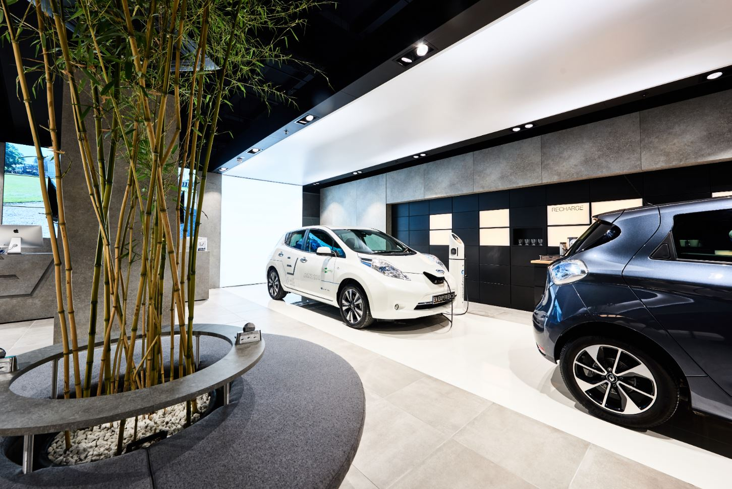 Electric Vehicle Experience Centre opens its doors