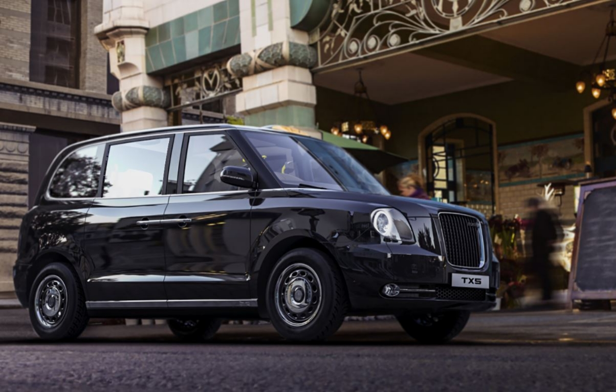 Boost for UK green technology sector as Chargemaster chosen to electrify the next generation of black cabs