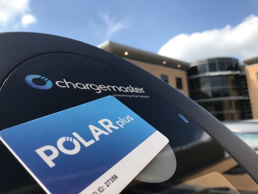 POLAR charging network to be powered with 100% renewable electricity