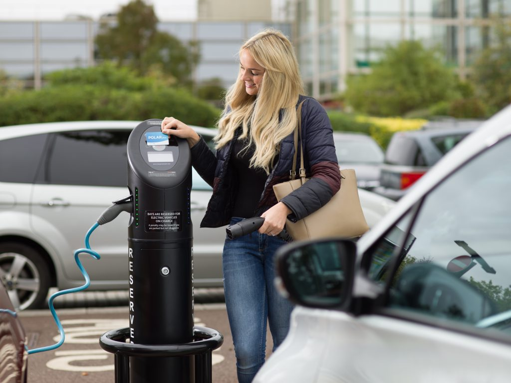 POLAR - UK's fastest growing charging network in 2017