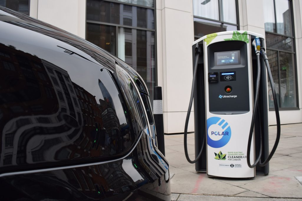 Chargemaster electrifies London with expansion of POLAR Network