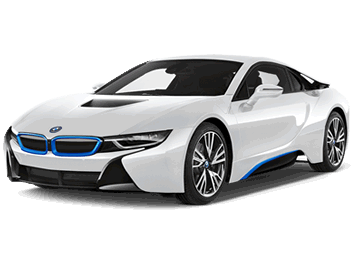 BMW i8 Electric car EV