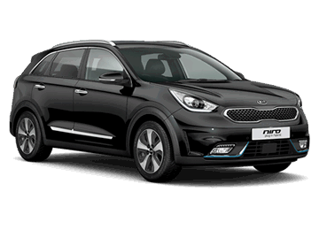 Kia Niro PHEV Electric car EV