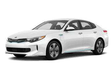 Kia Optima PHEV Electric car EV