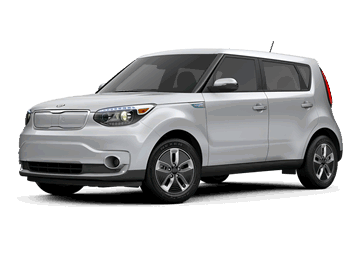 Kia Soul electric vehicle EV car