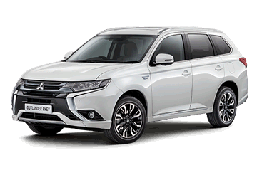 Mitsubishi Outlander PHEV Electric car EV