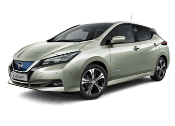 Nissan Leaf 2018 Electric car EV