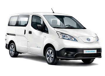 Nissan eNV200 Electric car EV