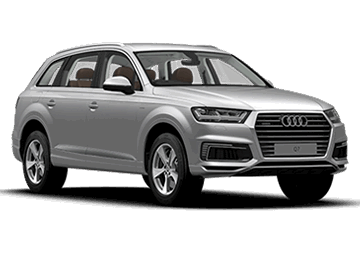 Audi Q7 etron Electric car EV