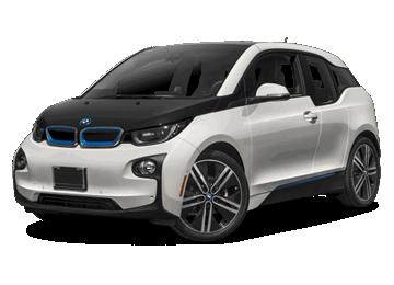 BMW i3 Electric car EV