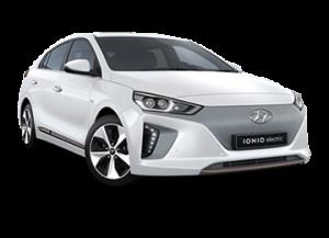 Hyundai Ioniq hybrid plug in electric vehicle