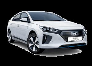 Hyundai Ioniq PHEV Electric car EV