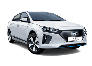 Hyundai Ioniq PHEV Electric car EV