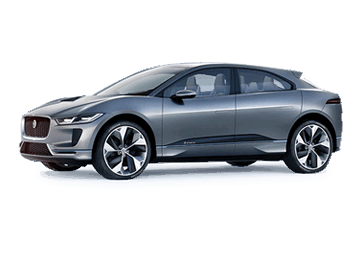 Jaguar iPace Electric car EV
