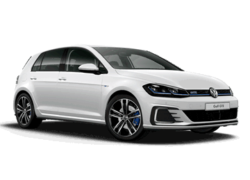 Volkswagen Golf GTE Electric car EV