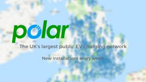 Charging on the go with Polar our charging network