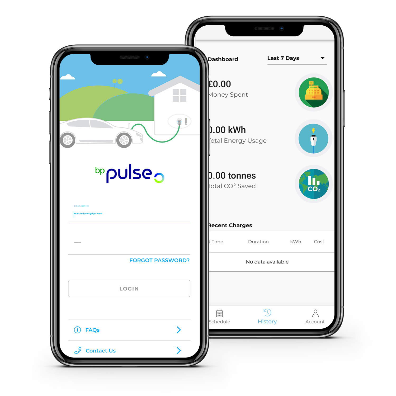 Smartcharge App