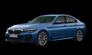 G30_545e xDrive M Sport Saloon Phytonic Blue