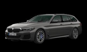 BMW 530e M Sport Touring Sophisto Grey