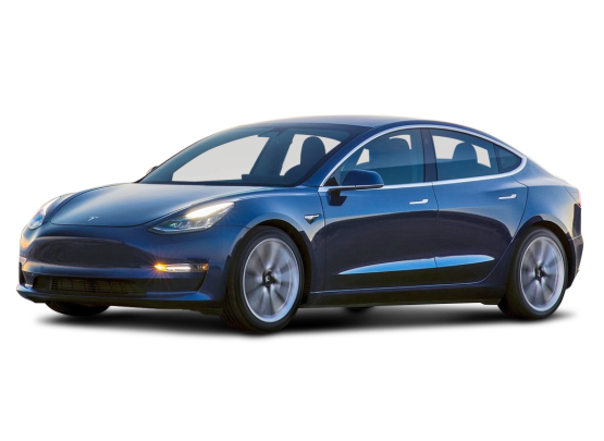 Tesla Model 3 Electric car EV